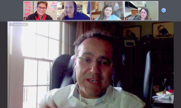 Peer Mentoring Chat Doctor Q