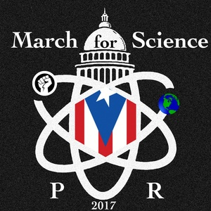 Logo March for Science PR